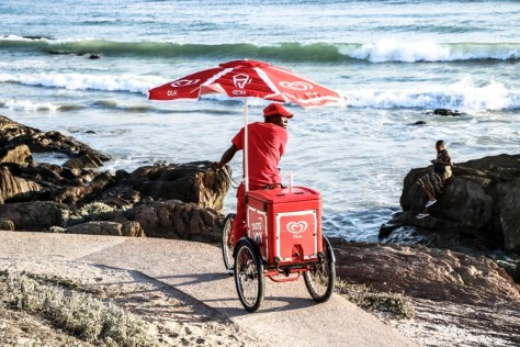 Ice-cream man. Bloubergstrand, Cape Town, South Africa, image by @louis_s, free on Unsplash.jpg