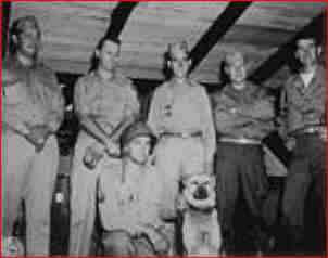 The First US K-9 Tactical Detachment. Source ww2dbase