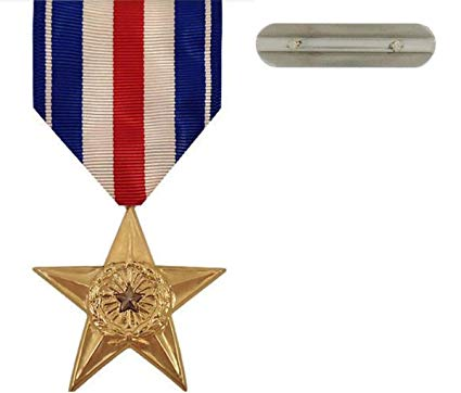 The Silver Star, US Military