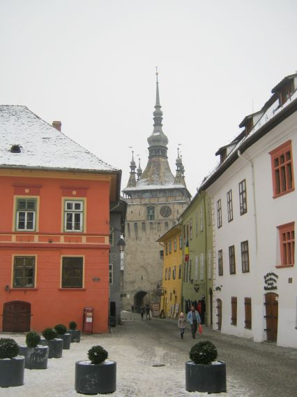Sighisoara - Travel to Romania via some Amazing Photos