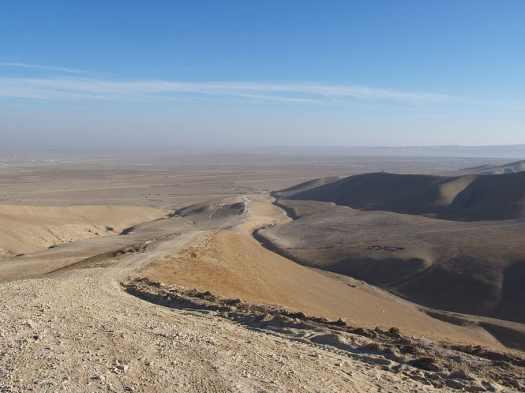 Afghan desert military area - Silent Heroes