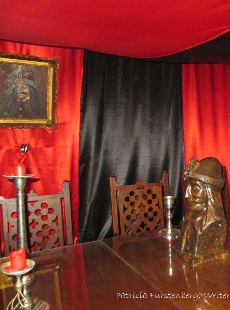 inside house Vlad Impaler born
