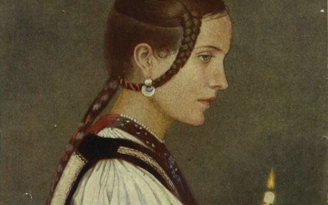 folklore of hairstyle and travel