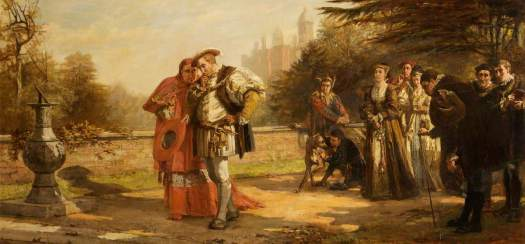 The Dismissal of Cardinal Wolsey by  Laslett John Pott, 10 Dogs Who Made and Changed History