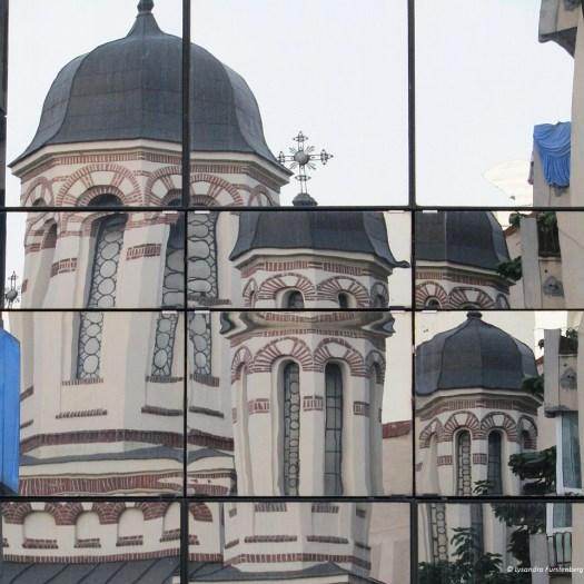 Dualism Square Travel Photography, Zlatari Church