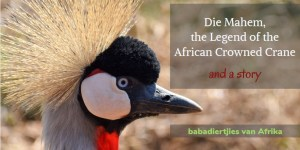 Die Mahem and the Legend of the African Crowned Crane