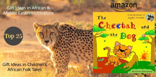 the cheetah and the dog, best children's books