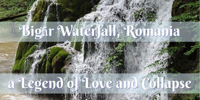 Bigar waterfall legend love collapse
