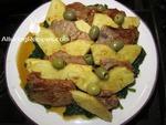 Фото блюда из телятины