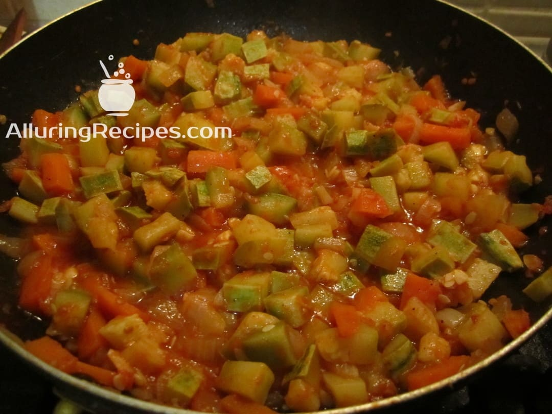 закуска из кабачков - alluringrecipes