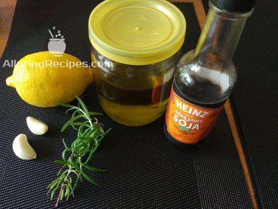 Ингредиенті для маринада