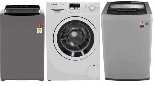 Best washing machine for a small family