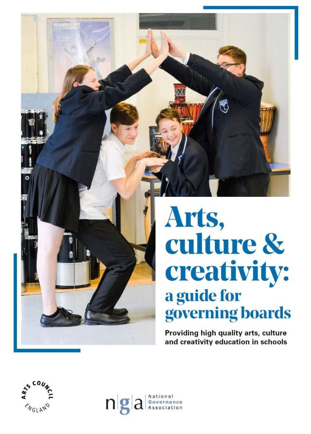 Front page of the guide