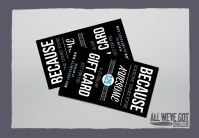 Gift Card For All We've Got Records