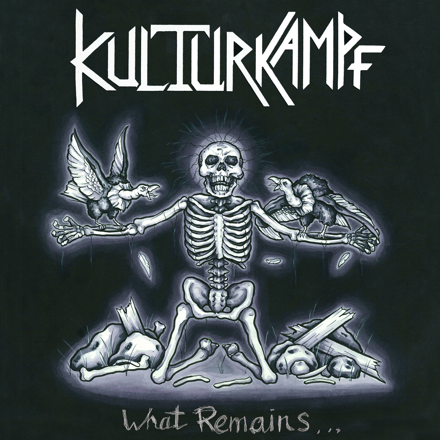 Kulturkampf Cover Art What Remains