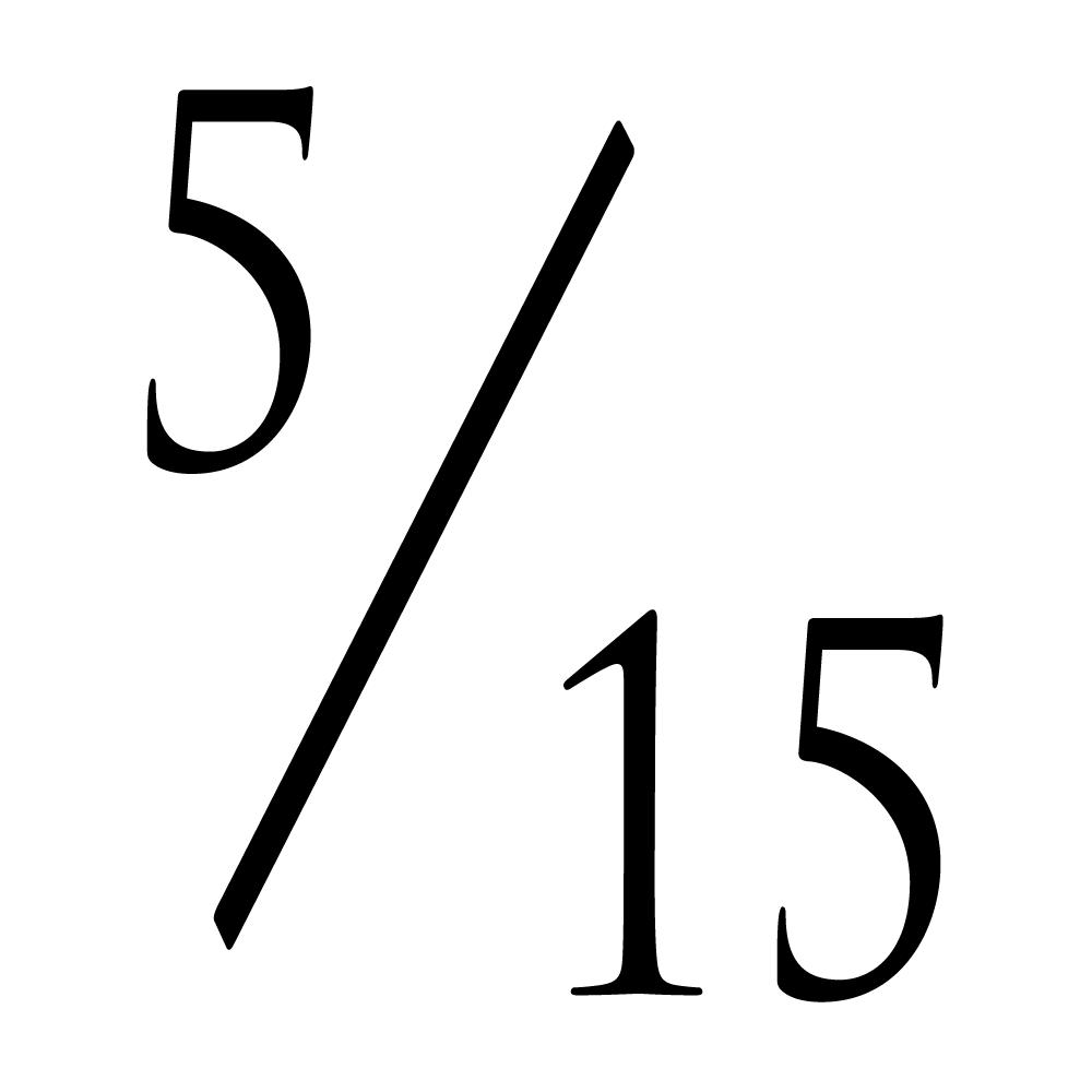 5 15 Sale