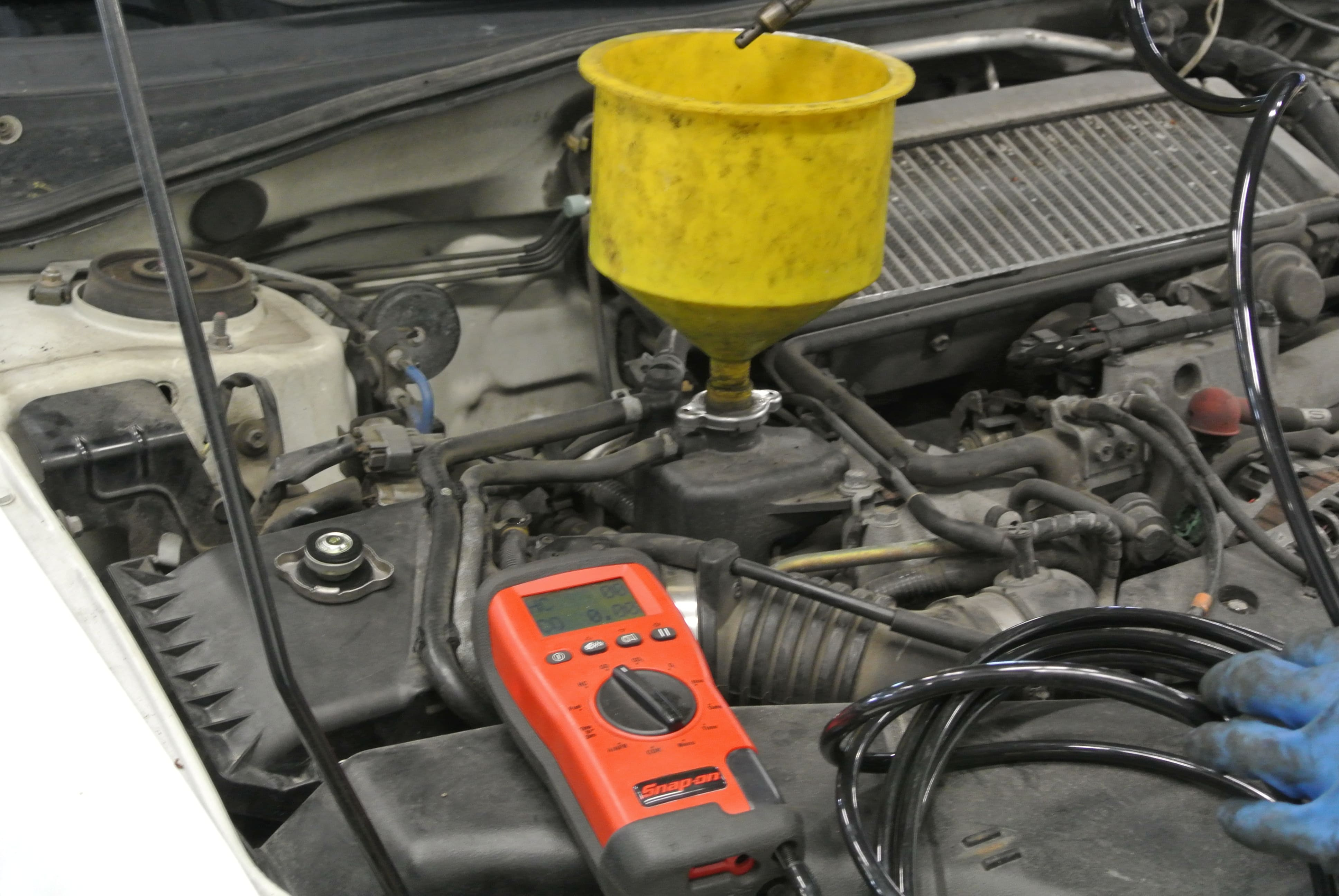 qo Gates Timing Belt Water Pump Kit for 2006-2008 Subaru Impreza 2.5L H4
