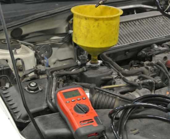 Looking for Failed Subaru Head Gaskets