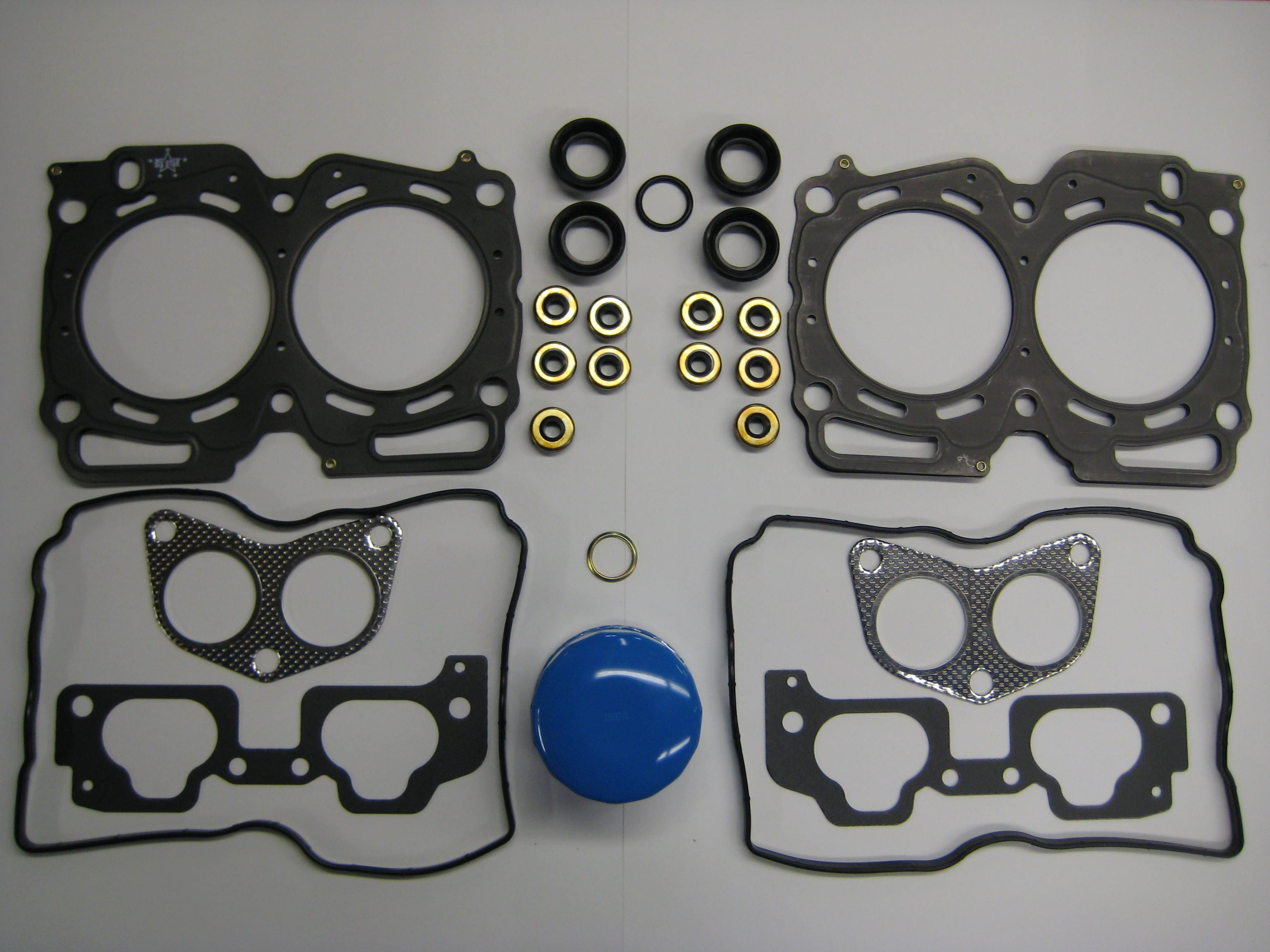 Six Star Head Gasket Kit for Subaru 2.5 SOHC Impreza Forester Outback Legacy