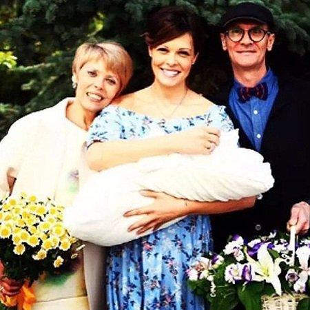 Мария Горбань биография личная жизнь семья муж дети  фото