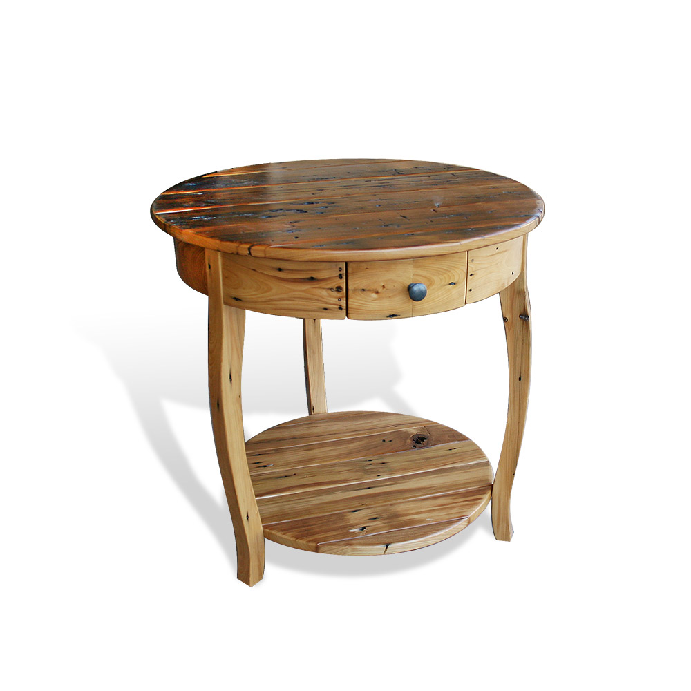 24 round coffee table