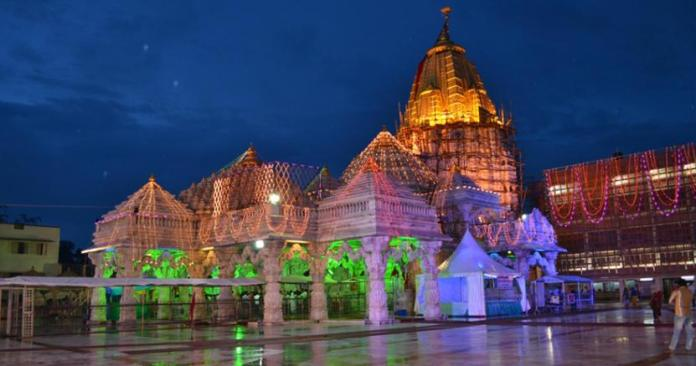 ambaji Temple darshan timing