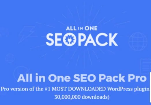 You are currently viewing All in One SEO Pack Pro 4.1.0.2 NULLED – WordPress SEO Plugin