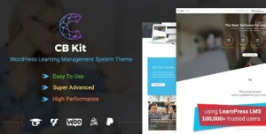 Read more about the article CBKit 3.2.3 NULLED – Course & LMS WordPress Theme