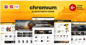 Read more about the article Chromium 1.3.11 – Auto Parts Shop WordPress WooCommerce Theme