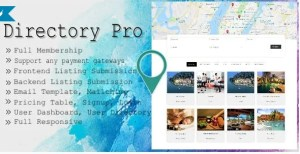 Read more about the article Directory Pro 2.2.4 – WordPress Plugin