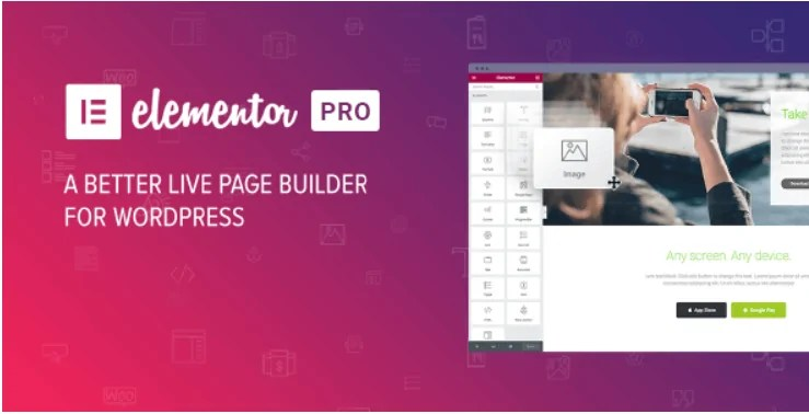You are currently viewing Elementor PRO 3.4.1 NULLED – WordPress Page Builder