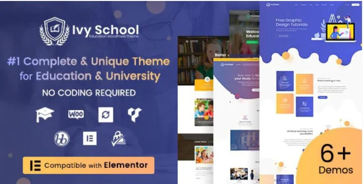 You are currently viewing IvyPrep 1.4.1 Nulled – Education & School WordPress Theme