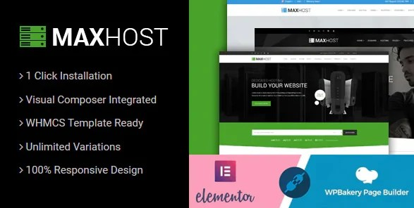 You are currently viewing MaxHost 7.6.1 – Corporate Business WordPress Theme