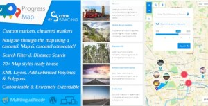 Read more about the article Progress Map 5.6.4 – WordPress Plugin