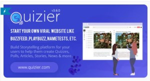 Read more about the article Quizier 3.6.0 NULLED – Multipurpose Virus Application
