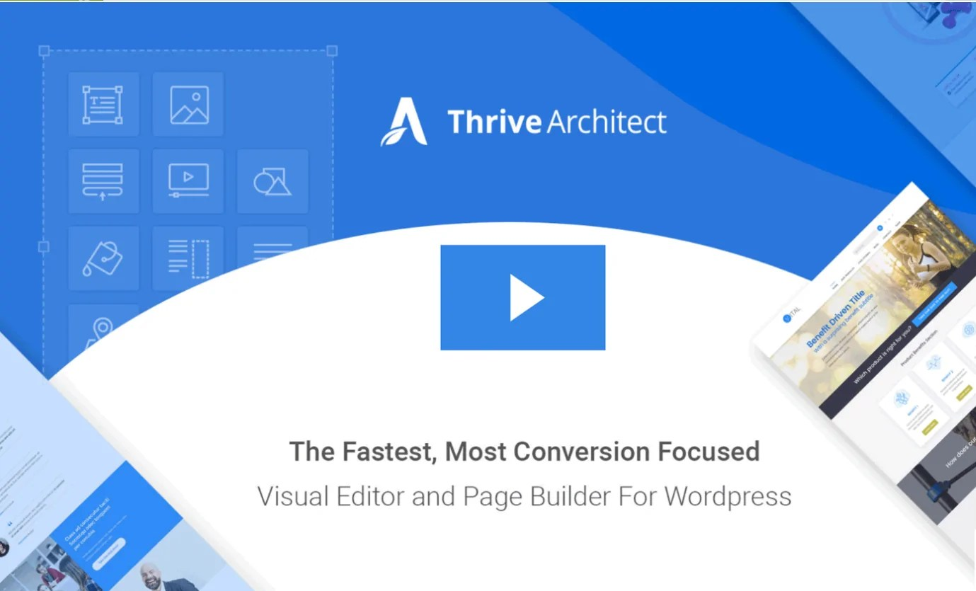 You are currently viewing Thrive Architect 3.0 NULLED – WordPress Page Builder
