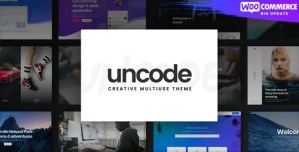 Read more about the article Uncode 2.4.0.1 Nulled – Creative Multiuse & WooCommerce WordPress Theme