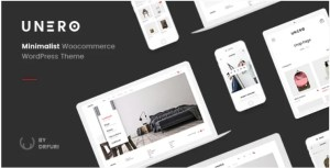 Read more about the article Unero 1.9.3 – Minimalist AJAX WooCommerce WordPress Theme