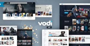 Read more about the article Vodi 1.2.7 – Video WordPress Theme for Movies & TV Shows