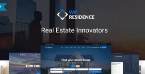 Read more about the article WP Residence 3.9.1 NULLED – Real Estate WordPress Theme