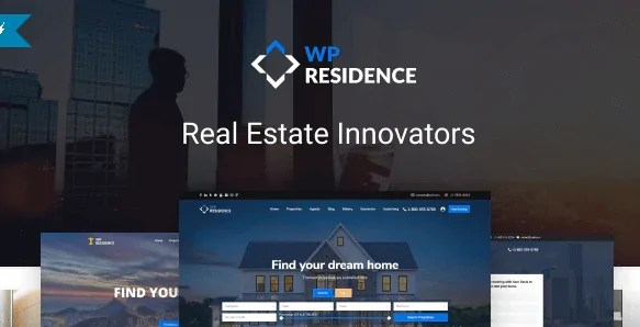 Read more about the article WP Residence 4.0 NULLED – Real Estate WordPress Theme