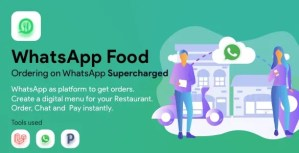 Read more about the article WhatsApp Food 2.4.3 – SaaS WhatsApp Ordering