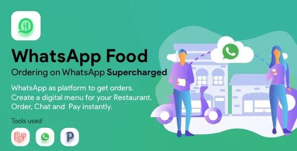 You are currently viewing WhatsApp Food 2.4.3 – SaaS WhatsApp Ordering