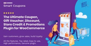 Read more about the article WooCommerce Smart Coupons 4.17.5 – WordPress Plugins