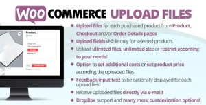 Read more about the article WooCommerce Upload Files 60.1