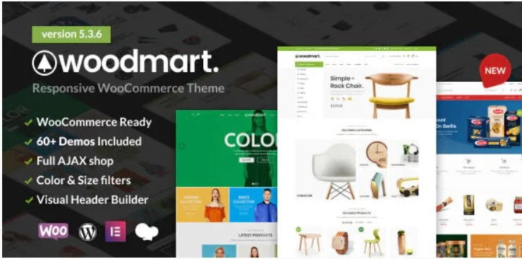 Read more about the article WoodMart 6.1.4 Nulled – Responsive WooCommerce WordPress Theme