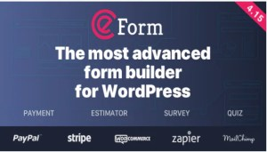 Read more about the article eForm 4.17.0 Nulled – WordPress Form Builder