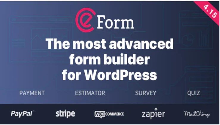 You are currently viewing eForm 4.16.0 Nulled – WordPress Form Builder