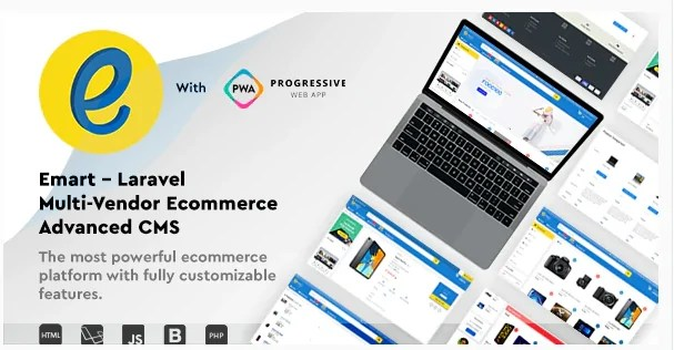 Read more about the article Emart 2.8 NULLED – Laravel Multi-Vendor Ecommerce Advanced CMS
