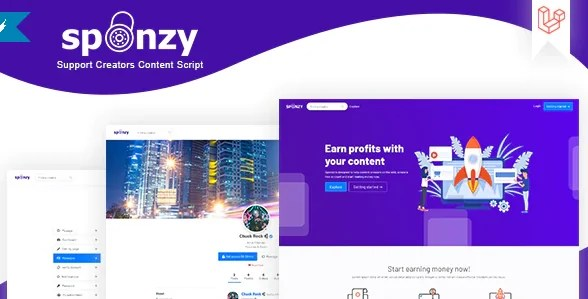 You are currently viewing Sponzy 2.3 – Support Creators Content Script